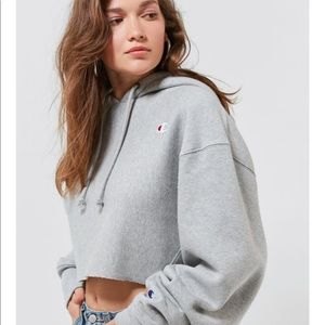 Urban Outfitters Crop Crewneck